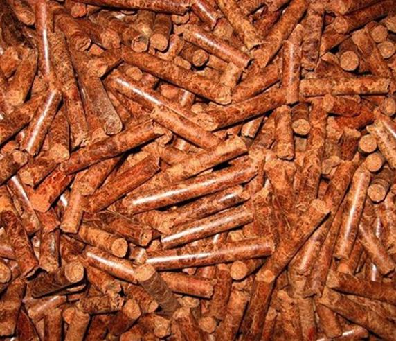 红木物质颗粒