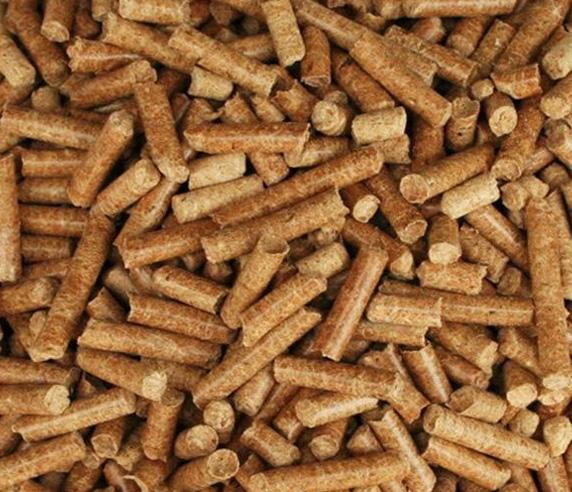 樟子松生物质颗粒